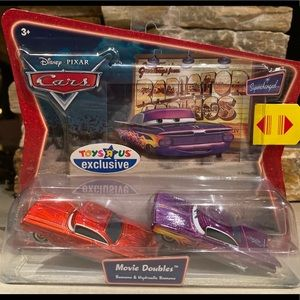 Disney Pixar: Cars Ramone & Hydraullic Ramone Set